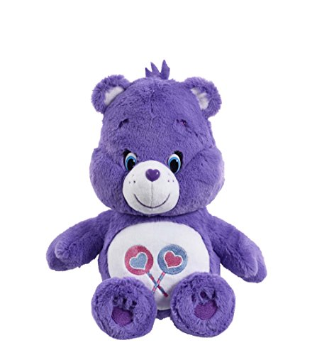 Image of Care Bears Share Bear Plush with DVD