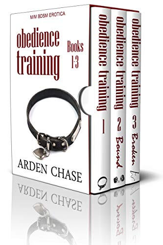 Obedience Training Bundle: Books 1-3 (Gay BDSM Erotica) (English Edition)