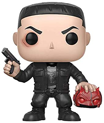POP Marvel: Daredevil TV - Punisher w/CHASE