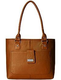 Fantosy Women's Handbag(FNB-654) Tan
