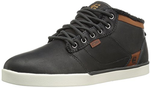 Etnies Jefferson Mid, Herren, Grau (Dunkelgrau), 42 EU (8 UK) (9 US) (Mid Herren Calf Boots)