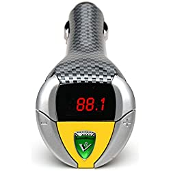 SoundRacer V8 Transmetteur FM Shelby Cobra