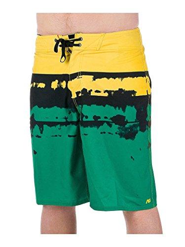Herren Boardshorts Analog Dorado Boardshort M grn