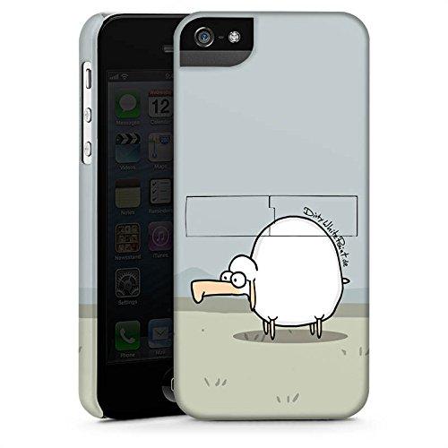 Apple iPhone X Silikon Hülle Case Schutzhülle DirtyWhitePaint Fanartikel Merchandise Günther das Schaf Premium Case StandUp