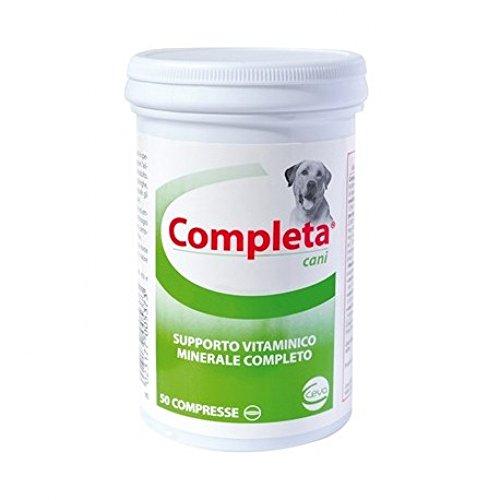 Trebifarma completa cani mangime complementare in compresse per cani - supporto convalescenza e debilitazione - 75 gr