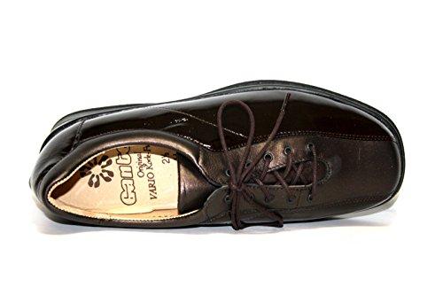 Ganter Hedy 4-205224 Damen Schuhe Halbschuhe Braun (moro/kupfer)