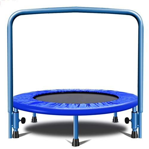 ENDJYO Fitness-Trampolin, Indoor-Trampolin Sport Indoor-Trampolin Fitness Aerobic Bouncer Fun Effective Home Gym