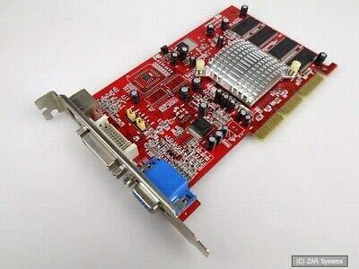 Computer Ati Radeon 7000 (Connect 3D 8912-910 ATI Radeon VE / 7000 Passive Grafikkarte AGP-8X 1xDVI, Bulk)