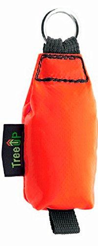 TreeUp Wurfbeutel PVC AY 081 orange 280 g Forstzubehör Schleudersack