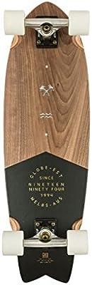 Globe The Acland Longboard, Unisex adulto, Marrón (Walnut), Única