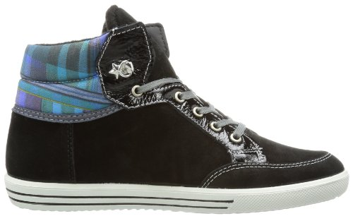 Ricosta BAJA(M) 5120800 Mädchen Sneaker Schwarz (schwarz 092)