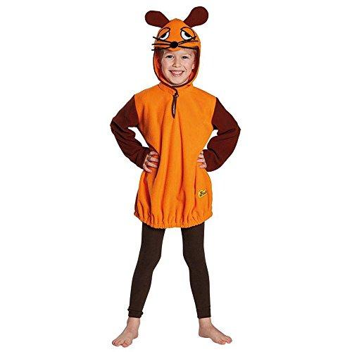 Sendung mit der Maus Kinder Kostüm Karneval Fasching ()