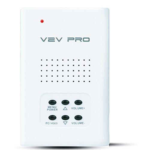 Generic Konverter V2V Pro Video zu VGA Monitor/Video Switcher, weiß