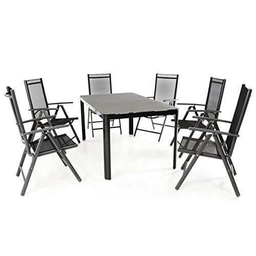 aluminium-stoff Gartenmöbel-Set online kaufen | Möbel-Suchmaschine ...