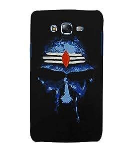 FUSON Bhole Shankar Bhakt 3D Hard Polycarbonate Designer Back Case Cover for Samsung Galaxy J5 (2015) :: Samsung Galaxy J5 Duos (2015 Model) :: Samsung Galaxy J5 J500F :: Samsung Galaxy J5 J500Fn J500G J500Y J500M