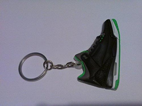 air-jordan-3-iii-cement-88-joker-electric-green-black-chicago-bulls-sneakers-shoes-keychain-keyring-