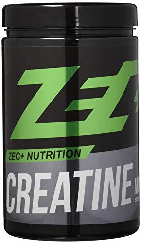 Zec+ Creatin Monohydrat Pulver - 500 G Reines Kreatinpulver Geschmacksneutral, Kreatin Pulver Zur Erhöhung Der Körperlichen Leistung Bei Schnellkrafttraining Und Bodybuilding, Made In Germany