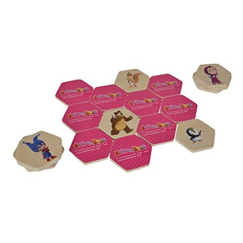 Eichhorn 109304398 - Eichhorn - Mascha und der Bär Bilder-Memo-Spiel 29-teilig - 14 versch Preisvergleich