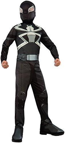 Rubie's Costume Spider-Man Ultimate Child Agent Venom Costume, Small by Rubie's Costume Co