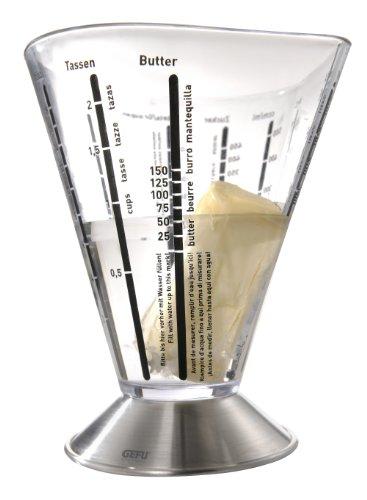 Gefu 14450 Messbecher Saturas, 500 ml