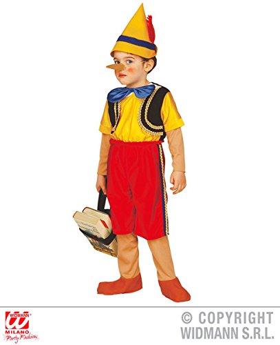 Puppet - Kinder Kostüm - Kleinkind - Ages 3-4 - 110cm