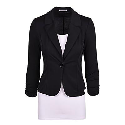 Women Blazer Jacket Coat Elegant Suit Outwear Long Jackets Blazers Coats For Women Plus Size