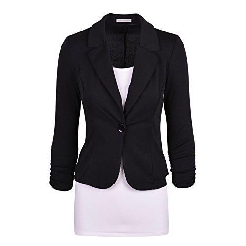 MTTROLI Women Blazer Jacket Coat Elegant Suit Outwear Long Jackets Blazers Coats For Women Plus Size