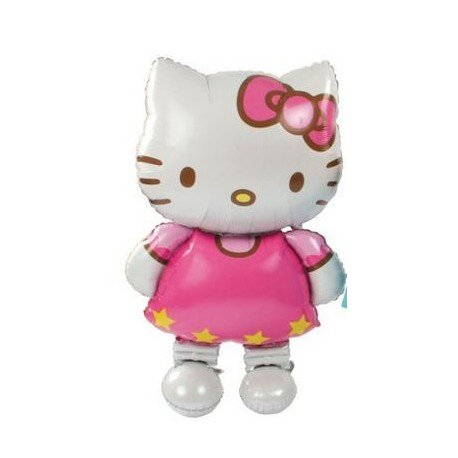 RakMark Globo gigante Hello Kitty decoracion fiesta infantil 116 x 65 cm