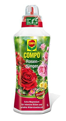 COMPO Rosendünger 1 l (ROfl 1)