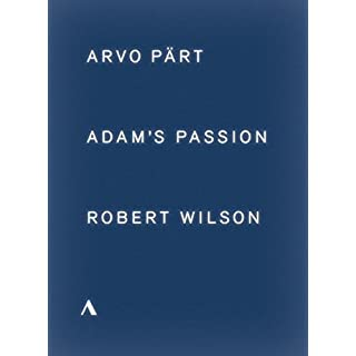 Adam's Passion (Arvo Pärt/Robert Wilson) DVD