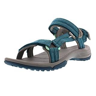Teva Terra Fi Lite W's, Women's Sandals, Turquoise (City Lights Blue 544), 5 UK (38 EU)