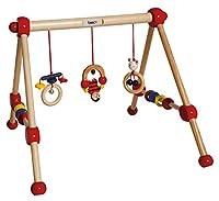 KG Bieco 23000004 - My first Gym Wooden 54 x 54 x 48 cm