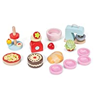 Le Toy Van Wooden Make And Bake Doll