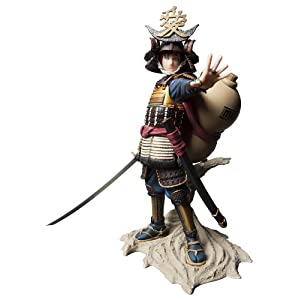 Plex Naruto Ultimate Modeling Collection Gaara 1/7 Scale PVC Figura 4