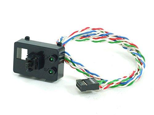 HP Push Button Power Switch LED Cable Ein Aus Schalter dx2200 dx2250 dx2300 MT (Generalüberholt) - Hewlett Packard-led-schalter