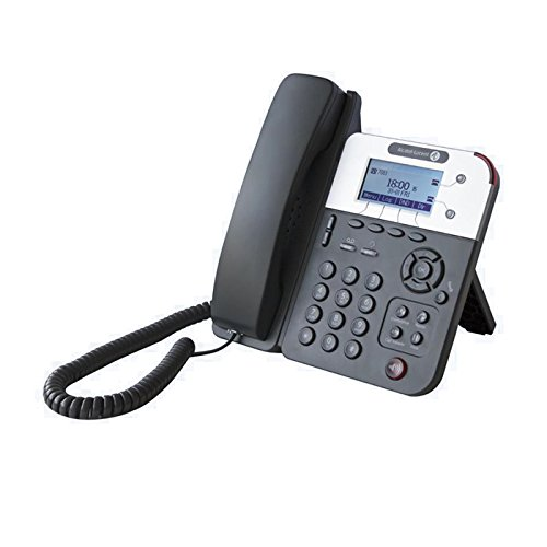 Alcatel-Lucent 8001 DeskPhone - 3MG08004AA - Telefono SIP Professionale
