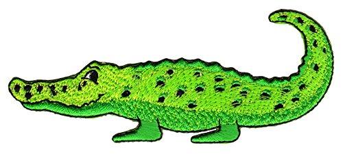 Krokodil Aufnäher Bügelbild (Perfekte Krokodil-tasche)