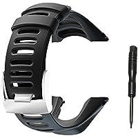 BUTEFO Cinturino/Cinturini/Braccialetto/Band/Strap di Ricambio/cinturino di ricambio per orologio Suunto Ambit3Peak, Ambit2 e Ambit1