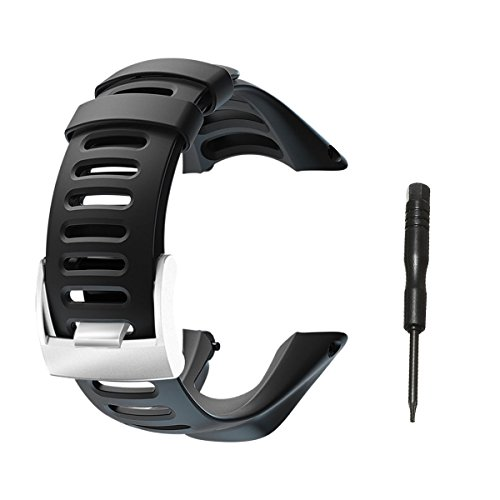 VINDAR Watch Band Strap, Watch Replacement Strap Kit For Suunto Ambit 1/2/2S/2R/3 Sport/3 Run/3 PEAK