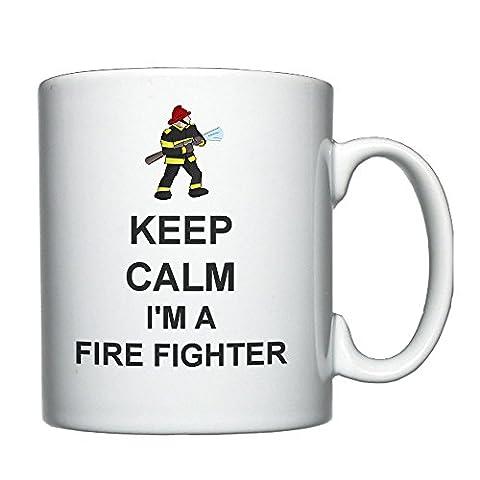 Keep Calm I m un feu de chasse