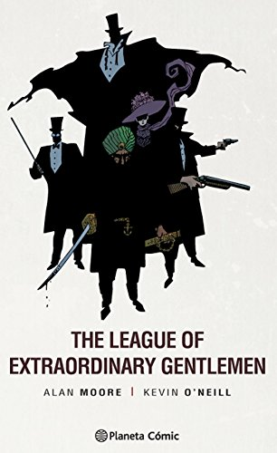 The League of Extraordinary Gentlemen nº 01/03 (edición Trazado) por Alan Moore