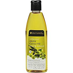 Soulflower Coldpressed Olive Carrier Oil 225ml