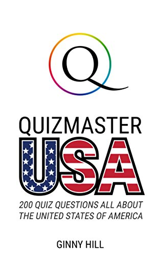 Quizmaster USA: Quiz Book with Questions and Answers