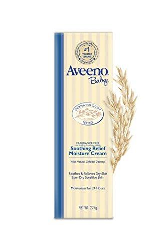 Aveeno Baby Soothing Relief Moisture Cream (265g)