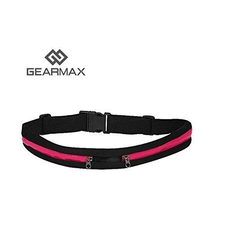 Gearmax Water proof Waist Sports Belt for Samsung Galaxy Note