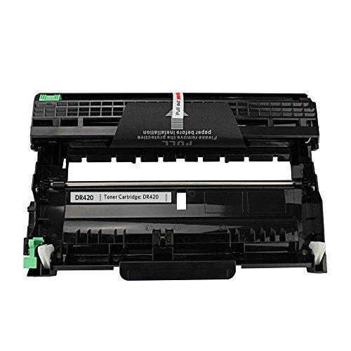 Smartoe Toner ersetzt Brother DR-2200/DR2120 für Brother HL-2130/2132-HL-2220/2240D/2270DW DCP-7055/7060DN/7070DW MFC-7290/7360N/7470D FAX-2840/2890/2990 Drucker, 12000 Seiten für Schwarz, 1 Stück