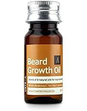 Ustraa Beard Growth Oil for Men - 35ml for Beard Growth