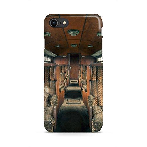 artboxONE Apple iPhone 8 Premium-Case Handyhülle Holzklasse von Michael Schwan