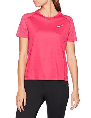 Nike Women's Damen Dry Miler Top Short Sleeve T-Shirt