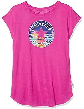 Converse Mädchen T-Shirt Printed Chuck Patch Tee